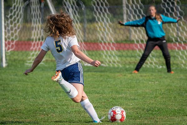 EHS Girls Soccer 2020