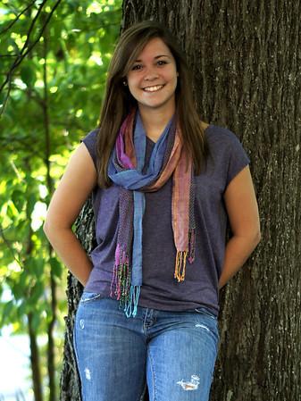 Hannah Riley: Class of 2012