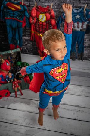 Connor Superhero