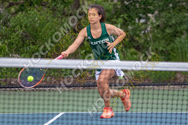 Canton-Milford Girls Tennis - 05-23-19