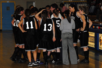 2008 Lady Jags JV Basketball