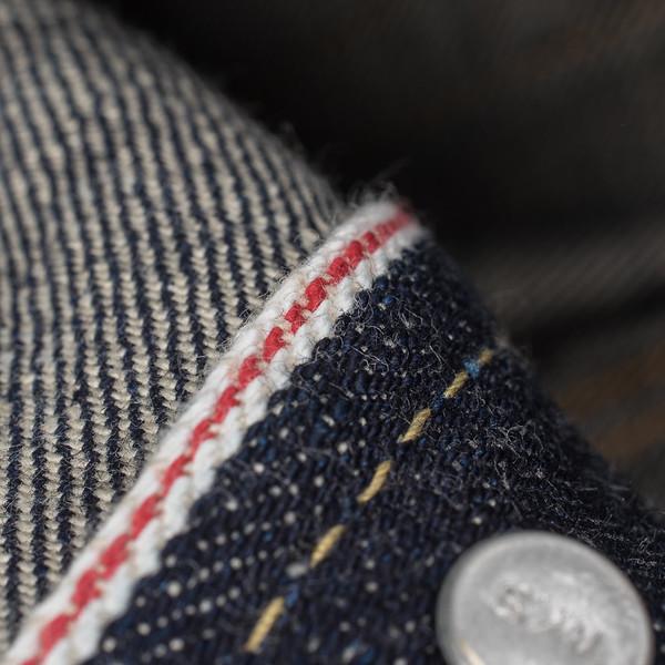 IH-666S-18 - Indigo 18oz Vintage Selvedge Denim Slim Straight Cut-8167.jpg