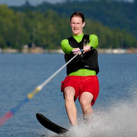 2018 Water Skiing