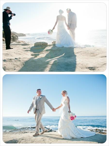 La Jolla Cove Wedding - Rachel McFarlin Photography-5356_ walk w photographer.jpg