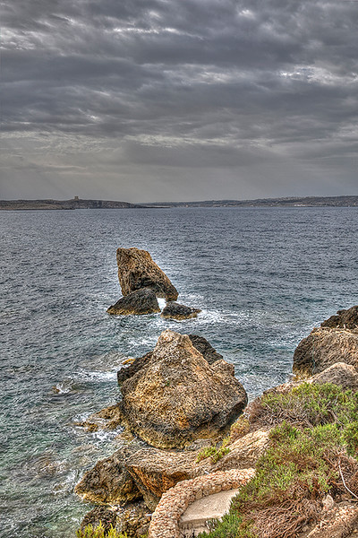 Gozo Coastline