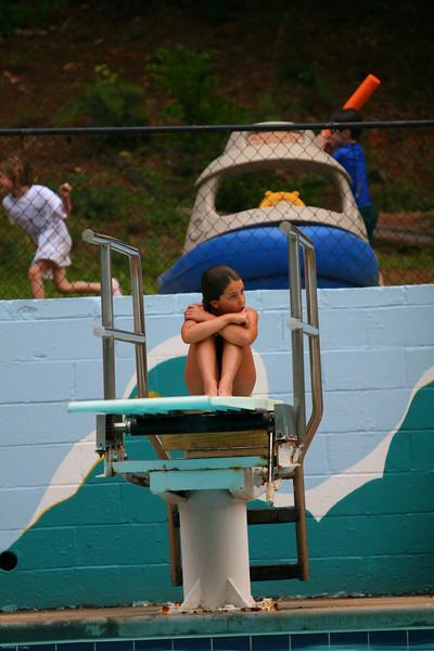 Sharks vs Brookwood Hills Diving