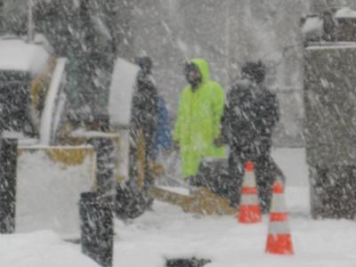 January 18 2011 Snowstorm