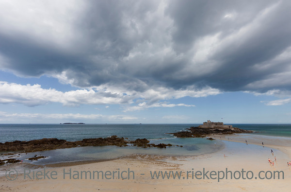 France - Saint-Malo in Brittany