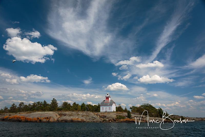 Jones Island Lighthouse