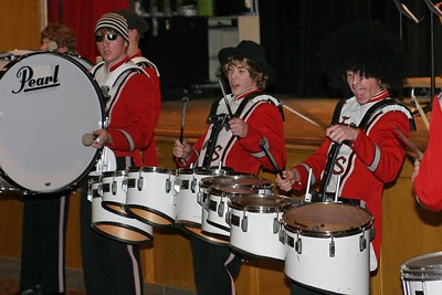 Marching Band Concert 11-2-05
