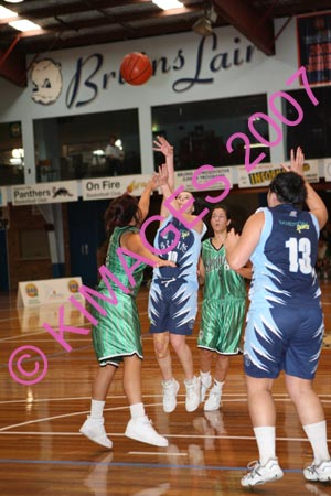 Bankstown Vs Hornsby 28-4-07