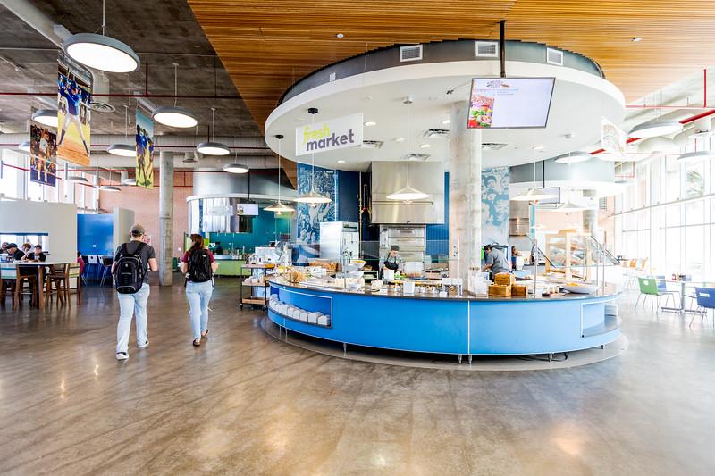 TAMU-CC Islander Dining Hall