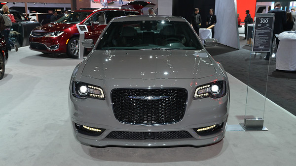 Chrysler 300 Appearance Packages