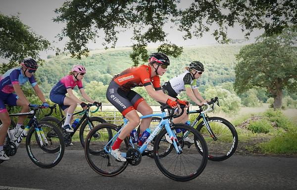 Halesowen Regional A Race For Female & Male Riders