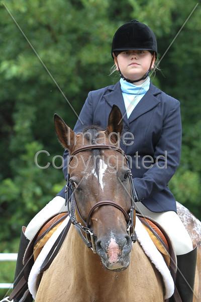English Pleasure/Equitation 7-9