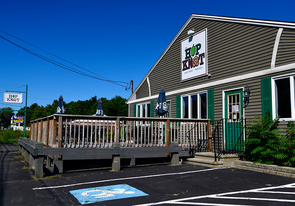 9/17/2019 Mike Orazzi | Staff The Hop Knot in Southington has closed down on the Meriden-Waterbury Turnpike in Southington.