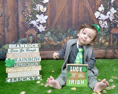 Dante St Patrick's Day 2020
