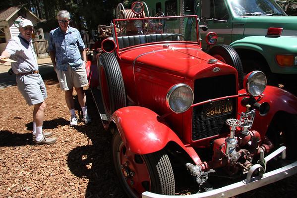 Nevada County Fair, August 10, 2008