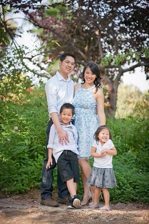 Loh/Lam Family Portraits