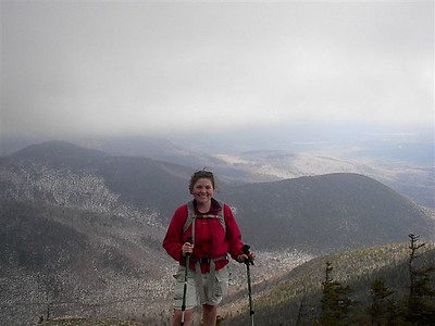 Whiteface hike: March 27