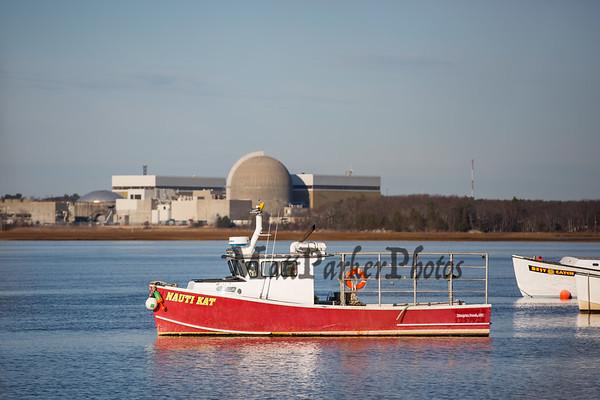 2020-11-15 King Tide Seabrook-Hampton Estuary