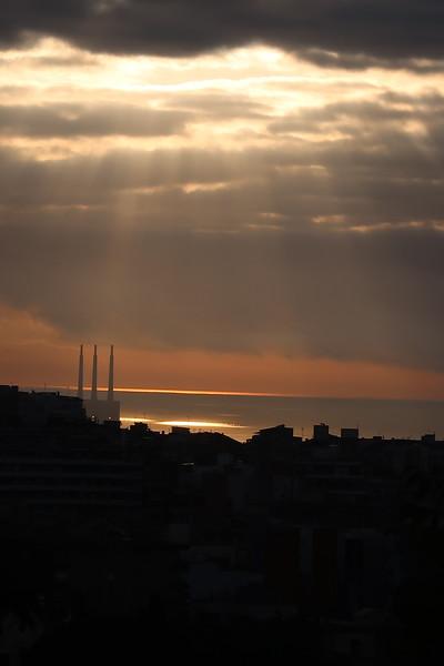 Barcelona Silhouette (4).JPG