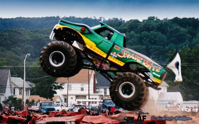 2000 Bloomsburg 4-Wheel Jamboree