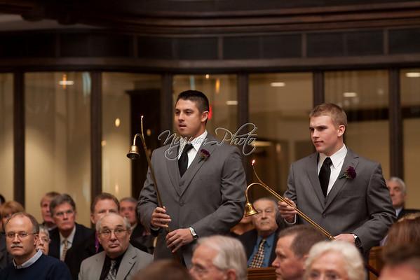 Ceremony - Emily and Zach