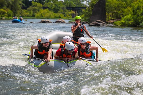 River City Adventures 7-26-15 Morning Trip