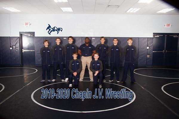 2019-2020 JV Wrestling