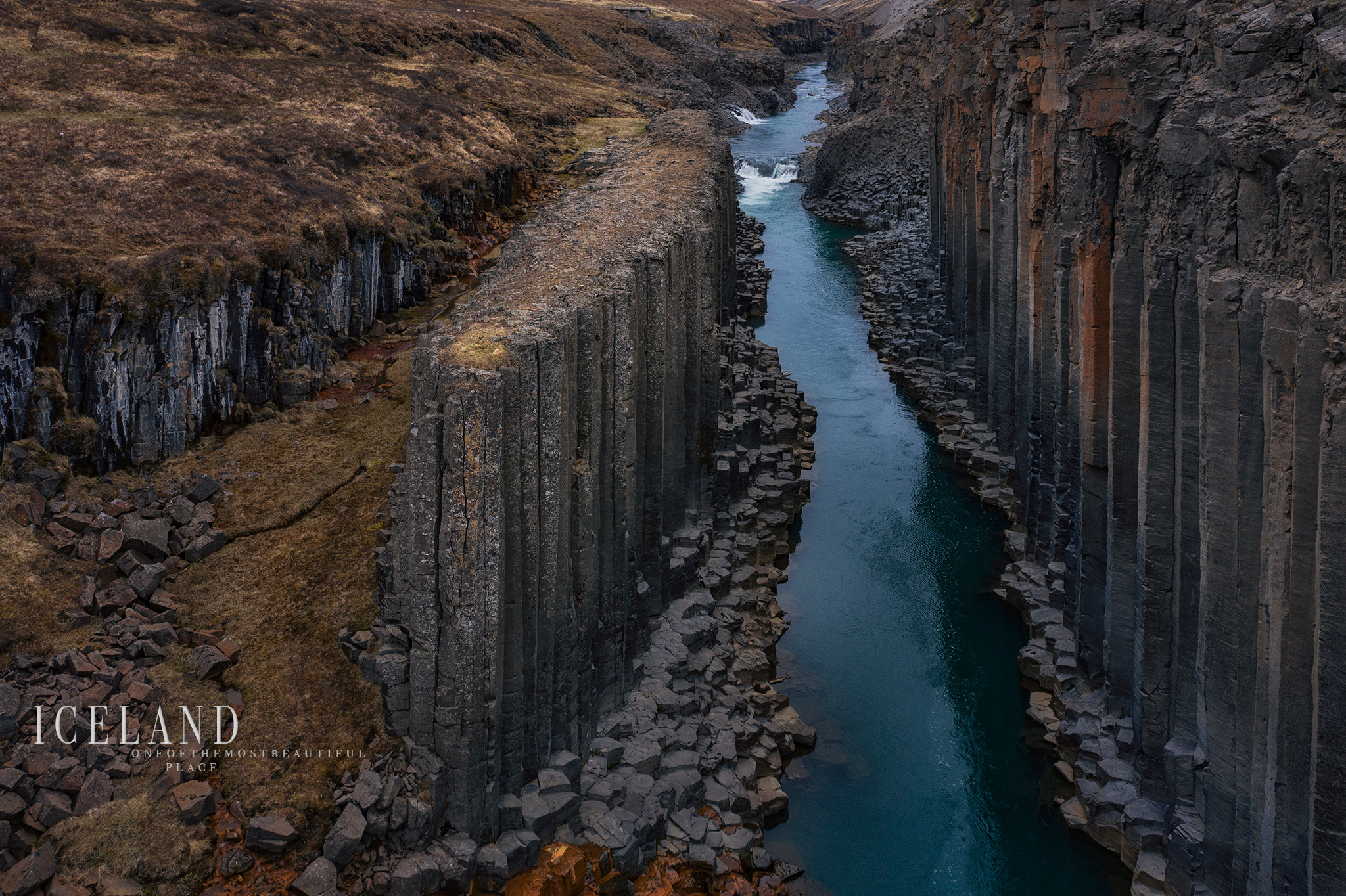 冰島攻略, 冰島婚紗, Donfer, Iceland Pre-Wedding, Stuðlagil Canyon