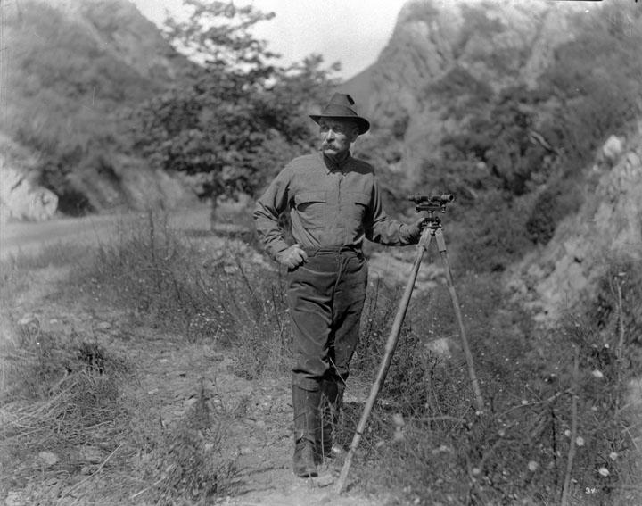 . William Mulholland (1855 - 1935)   (DWP)