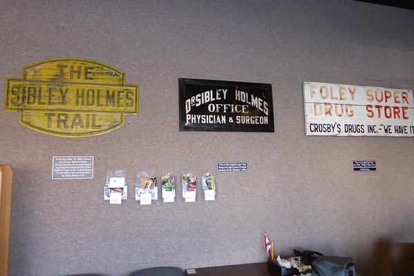 Holmes Medical Museum, Foley, AL