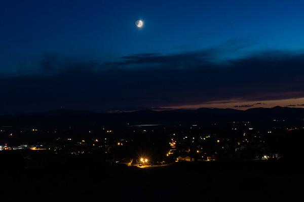 Moonlight & Streets | July 19, 2015