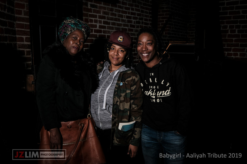 Babygirl - Aaliyah Tribute 2019