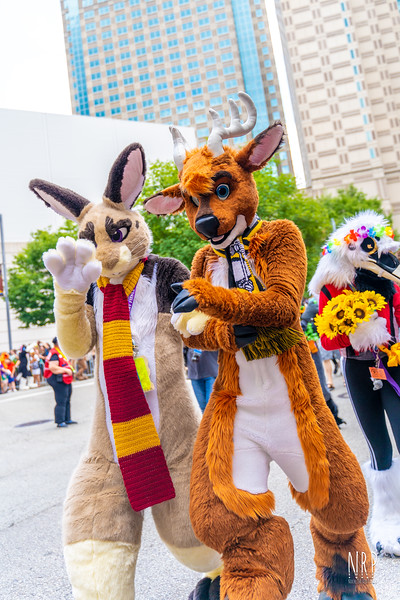 Anthrocon Parade
