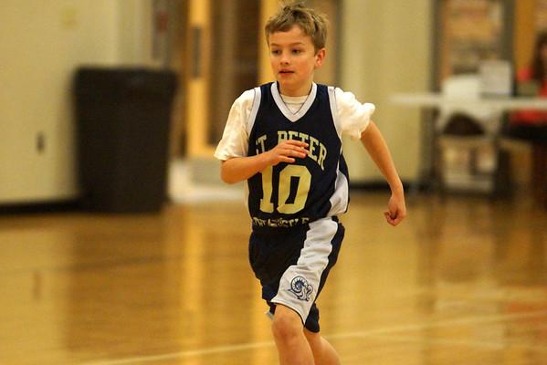 St Peter's Rams Basketball