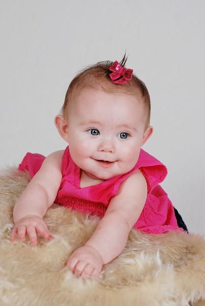 Ava Baby Shoot
