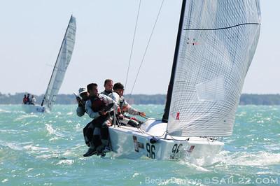 Bacardi Miami Sailing Week 2011 Melges 24