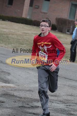 5K at 3 mile mark Gallery 2 - 2015 Bill Roney Run