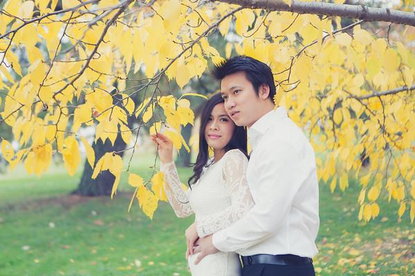 Sang  & Linh