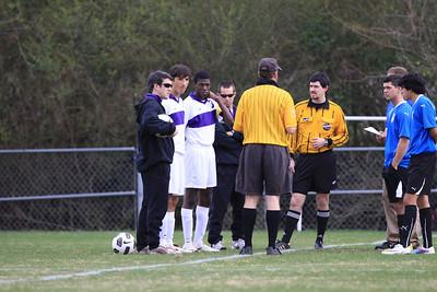 Darlington Varsity Soccer 2011