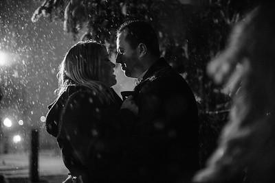 Lindsay and Muamer's Engagement Photos