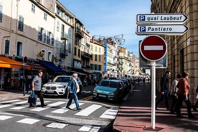 Street Life: Cannes