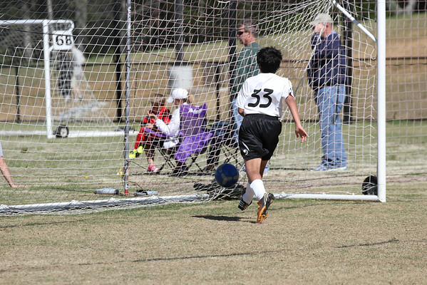 U12 Boys vs UFA 4-13-2013