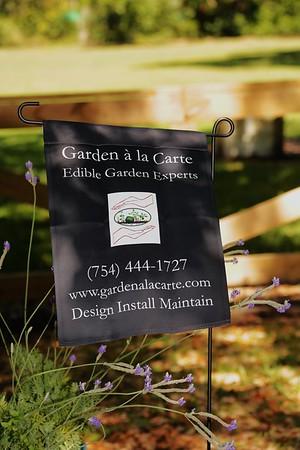 Garden A'La Carte 2018