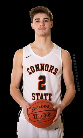 Connors State Mens Basketball 2020-2021
