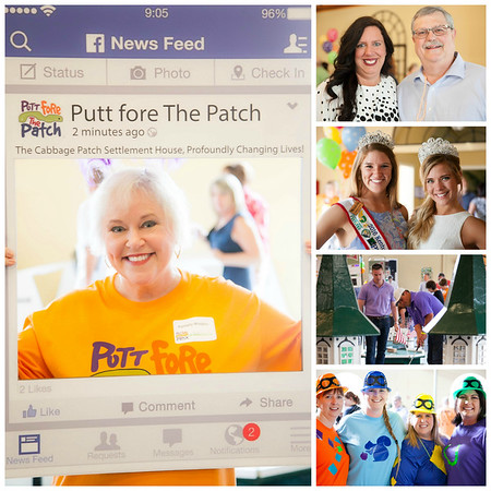 April 2016 | 6th Annual Putt Fore The Patch | The Cabbage Patch
