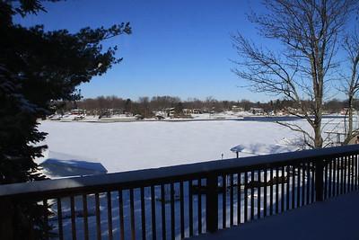 2013-14 Apache - Winter Lake View
