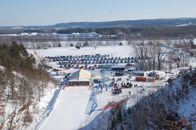 Eau Claire Ski Club (Silvermine Ski Jump):  Eau Claire, WI
